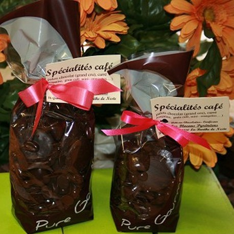 Chocolats pour accompagner le café