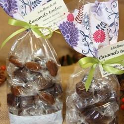 Caramels à la fleur de sel