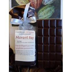 Chocolat noir MORANT BAY 70% cacao
