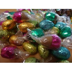 Oeufs pralinés de Pâques