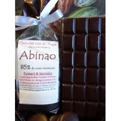 Chocolat Noir Abinao 85% cacao