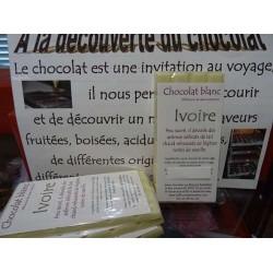 Chocolat Blanc 35% IVOIRE