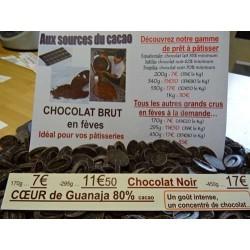Coeur de Guanaja 80% cacao